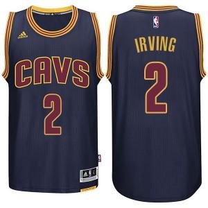 Cleveland Cavaliers #2 Kyrie Irving neue Swingman Marine Kaufen Basketball Trikots