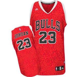 Chicago Bulls #23 Michael Jordan Crazy Light Leopard Swingman Kaufen Basketball Trikots