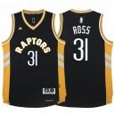 Toronto Raptors &31 Terrence Ross 2015-16 Away Alternate Brown Jersey