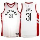 Toronto Raptors &31 Terrence Ross 2015-16 New Swingman White Jersey