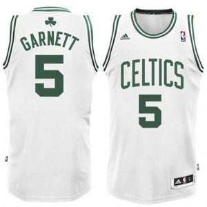 new style f7ac7 ca2e7 Jugend Boston Celtics #5 Kevin Garnett Revolution 30 ...