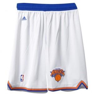 neue York Knicks Weiß Swingman kurze Hose