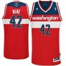Washington Wizards Nene Hilario Swingman Road Jersey