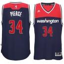 Washington Wizards &34 Paul Pierce 2014-15 New Swingman Alternate Blue Jersey