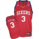 Philadelphia 76ers &3 Allen Iverson Revolution 30 Road Jersey