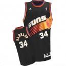 Phoenix Suns &34 Charles Barkley Soul Swingman Black Jersey