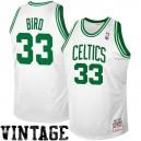 Boston Celtics &33 Larry Bird 1992 Authentic Hardwood Classics Jersey