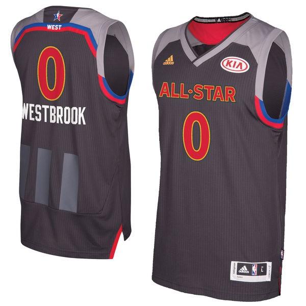 westbrook trikot
