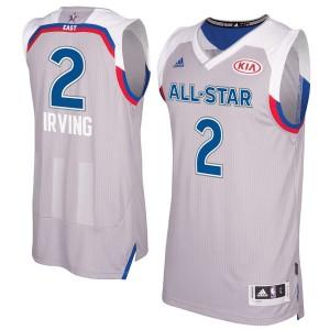 Herren Eastern Conference Kyrie Irving Adidas grau 2017 NBA All-Star Game Swingman Trikot