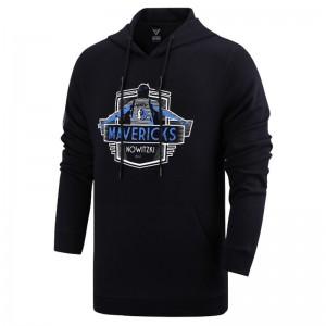 Fanatics Branded Dallas Mavericks für Männer # 41 Dirk Nowitzki Schwarz Team Guardian Einbauküche