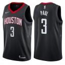Houston Rockets der Männer ^ 3 Chris Paul Statement Black Swingman Jersey