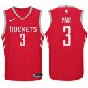 NBA Houston Rockets ^ 3 Chris Paul Icon Rotes Trikot