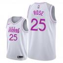 Herren Minnesota Timberwolves ^ 25 Derrick Rose - Swingman Jersey