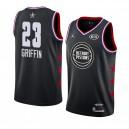 Detroit Pistons ^ 23 Schwarzes Blake Griffin 2019 All-Star-Spiel Swingman Beendet Jersey Men
