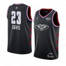 New Orleans Pelicans ^ 23 Black Anthony Davis 2019 All-Star-Spiel Swingman Beendet Jersey Men