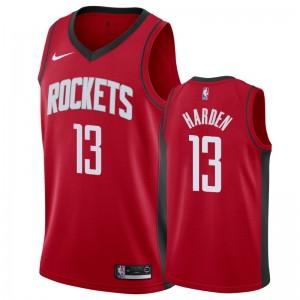 James Harden Houston Rockets #13 2019-20 Icon Herren Trikot - rot