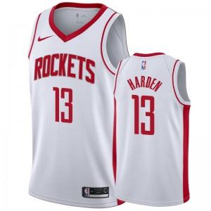James Harden Houston Rockets #13 2019-20 Association Herren Trikot - Weiß