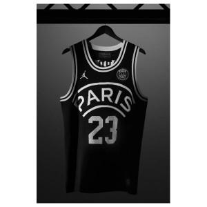 Jordan PSG Paris Saint Germain Basketball Trikot