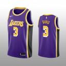 Los Angeles Lakers Anthony Davis 2019-20 Aussage Auflage Trikot