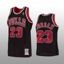 Chicago Bulls Michael Jordan 1996-97 Hartholz Klassiker Name Trikot Herren