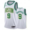 Boston Celtics Brad Wanamaker Weiß Stadt Trikot