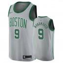 Boston Celtics Bradley Wanamaker Graues Stadt Trikot