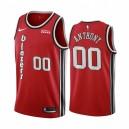 Carmelo Anthony Portland Trail Blazer Classic Edition Herren Trikot - Rot