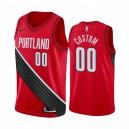 Carmelo Anthony Portland Trail Blazer Edition Herren Trikot - Rot