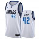 Dallas Mavericks Maxi Kleber Weiß Association Trikot