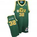 Utah Jazz Karl Malone Soul Swingman Green Jersey