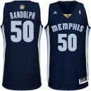 Zach Randolph Memphis Grizzlies &50 Revolution 30 Swingman Navy Blue Jersey