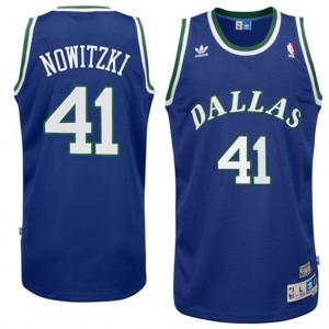 Dirk Nowitzki Dallas Mavericks Soul Swingman Throwback Kaufen Basketball Trikots