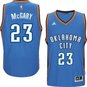 Oklahoma City Thunder #23 Dion Waiters 2014-15 neue Swingman Road Blau Kaufen Basketball Trikots