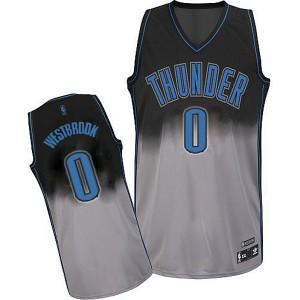 Oklahoma City Thunder #0 Russell Westbrook 2015 Fadeaway neue Swingman Fashion Kaufen Basketball Trikots